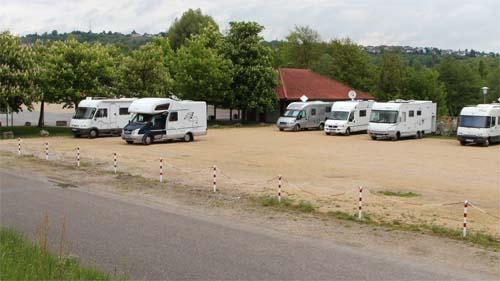 Kelheim Wohnmobilstellplatz