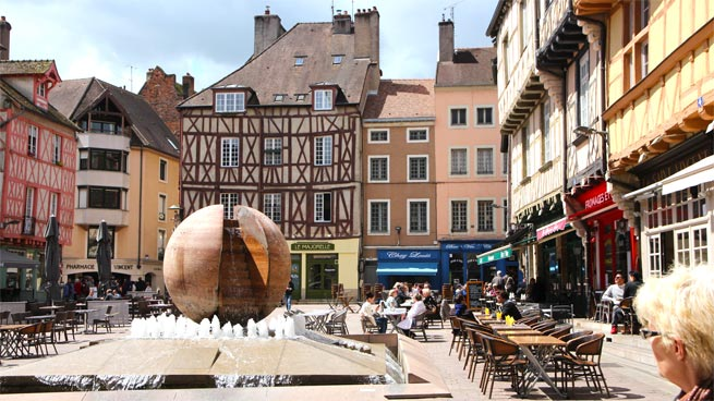 Elstravel mit dem wohnmobil von beaune nach chalon sur - Chambre de commerce chalon sur saone ...